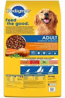 Perrarina Para Mascotas Alimento Pedigree 55$ Hecho En Usa