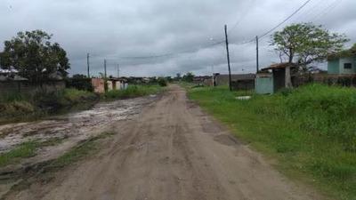 Terreno Com 339 M² Em Itanhaém-sp - 5069/p