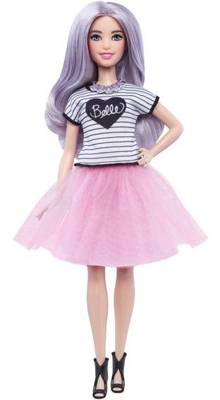 Barbie Fashionistas 54 Saia De Tule Original Mattel
