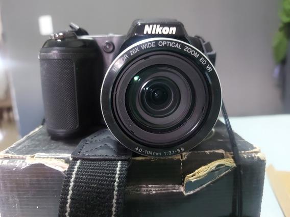 Nikon Coolpix L810 Em Bom Estado
