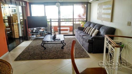 Imagem 1 de 10 de Cobertura Residencial À Venda, Jardim Nova Petrópolis, São Bernardo Do Campo - Co2117