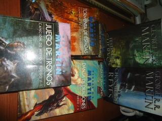 Libros Juego De Tronos