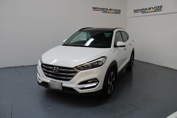 Hyundai Tucson Ltd Tech Navi 2017