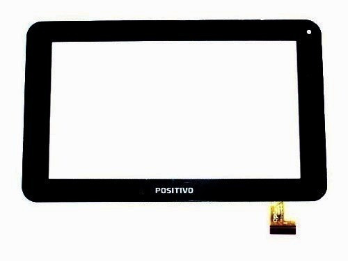 Vidro Tela Touch Screen Tablet Positivo T701 Tv 7 Preto