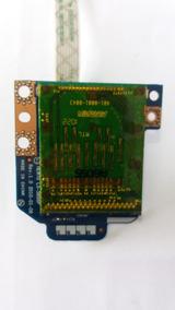Placa Leitor De Cartão Notebook Acer 5741 Frete Grátis