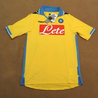 Camisa Napoli Third 2011/12 - Modelo Jogador - Inler- Macron