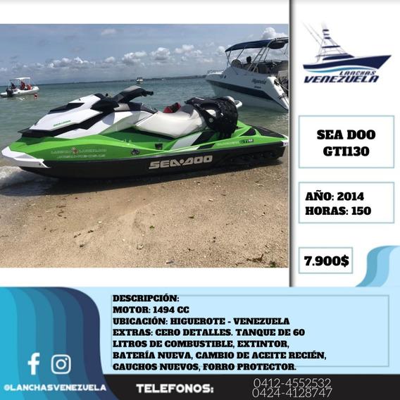 Sea Doo Gti130 Lv372