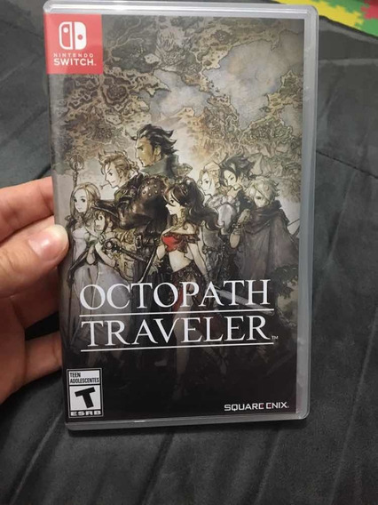 Jogo Octopatch Traveler, Para Switch