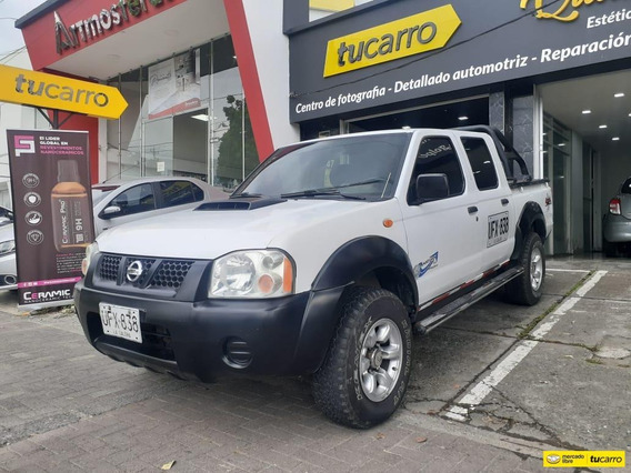 Nissan Frontier D22 Doble Cabina