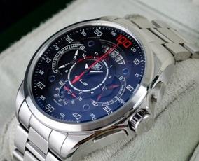 Relógio Tag Mercedes-benz Sls Preto Grand Carrera