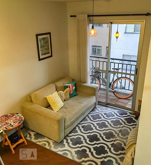 Apartamento Para Aluguel - Jardim Éster Yolanda, 2 Quartos, 50 - 893109738