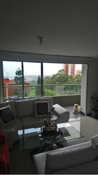 Venta Apartamento Moderno En Loma De Los Bernal