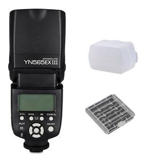 Flash Yongnuo | Yn565ex Iii | Para Canon | Ttl | Regalos.