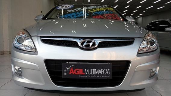 Hyundai I30 2.0 Gls Único Dono 2010 Prata C/teto Solar