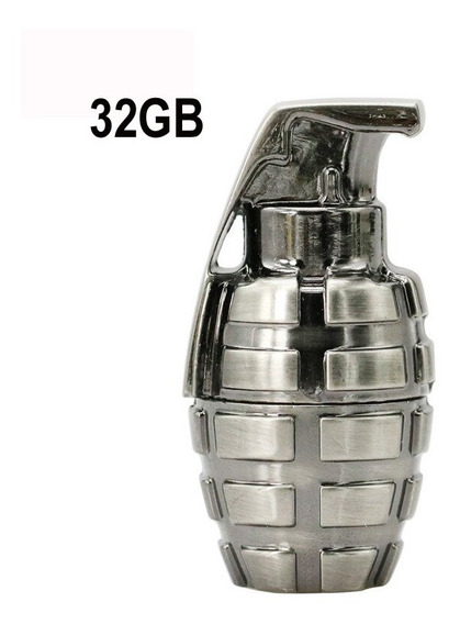 Pen Drive 32gb Granada Metal - Pronta Entrega