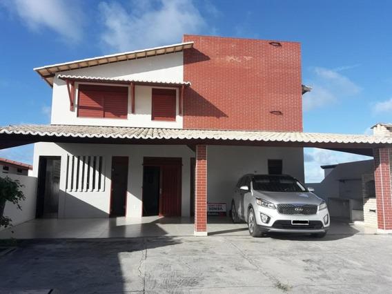 Casa Com 6 Dormitórios À Venda, 560 M² Por R$ 400.000,00 - Pitangui - Extremoz/rn - Ca7043