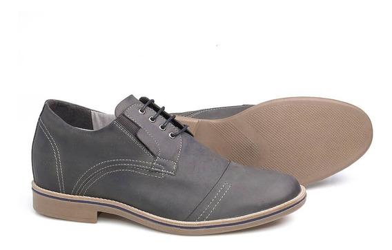 Sapato Masculino Rafarillo Windsor Alth Petroleo 7104-00