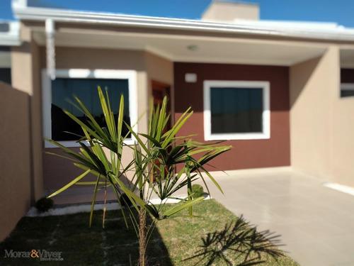 Casa Para Venda Em Fazenda Rio Grande, Eucaliptos, 3 Dormitórios, 1 Banheiro, 2 Vagas - Faz0661_1-1512298