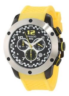 Reloj Mulco Para Hombre Mw2-6313-095 Prix Suizo De Cuarzo
