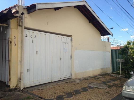 Casa Com 2 Dormitórios Para Alugar, 118 M² Por R$ 700,00/mês - Vila Sônia - Piracicaba/sp - Ca1329