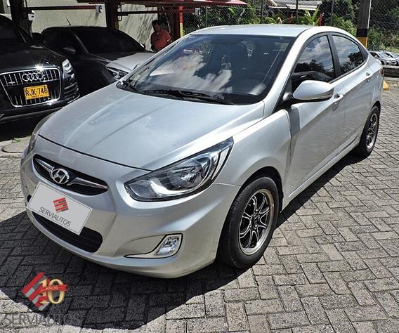 Hyundai Accent Gl I25 Mt 1.6 2015 Hws577