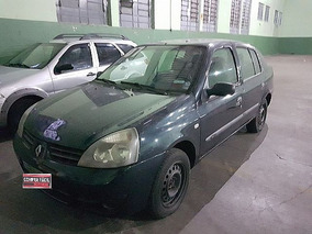 Renault Clio Sedan 1.0 Authentique 16v - Aceito Troca 2007