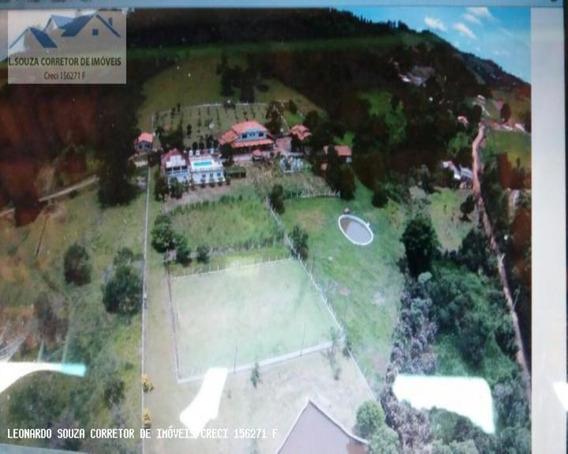 Sítio Maravilhoso Com Fácil Acesso Em Pinhalzinho / Sp No Bairro Zona Rural - 180 - 34064298