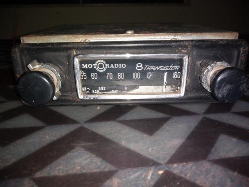 Motoradio 8 Transistor