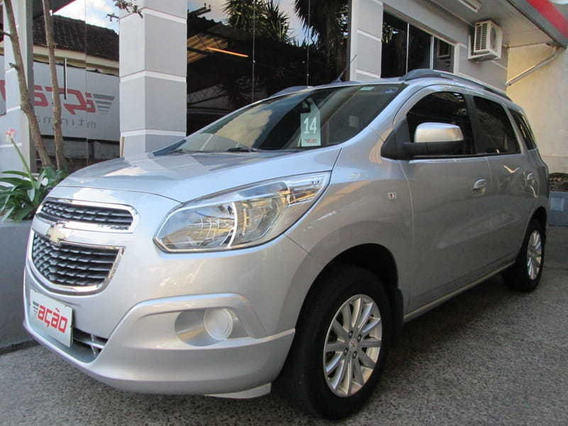 Chevrolet - Spin 1.8 Lt 8v Flex 4p Manual 2014