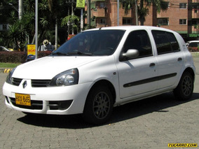 Renault Clio Campus Hard Rock 1200cc Mt Aa