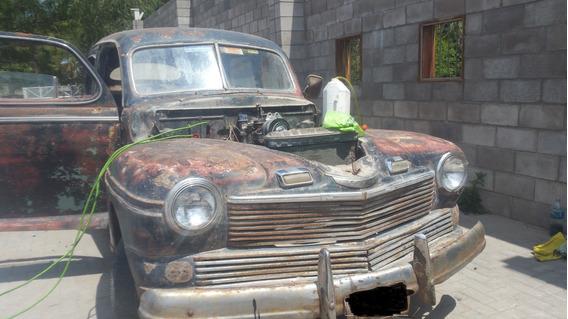 Motor Ford Flathead V8/42 Arranque/distribuidor Americanos