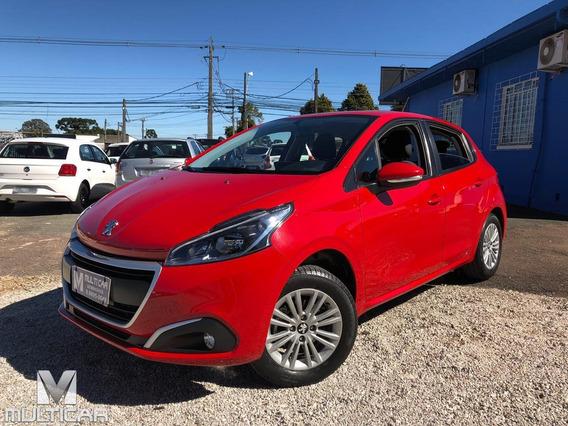 Peugeot 208 Active Pack 1.2 Flex 12v 5p Mec. - Vermelho...