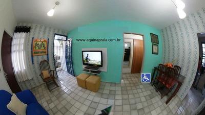 Casa Na Beira Mar Com Acessibilidade Aquinapraia.com.br