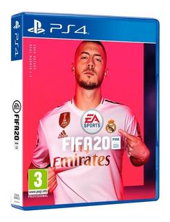 Fifa 2020 Para Playstation 4 Ps4. Juego Físico Nuevo