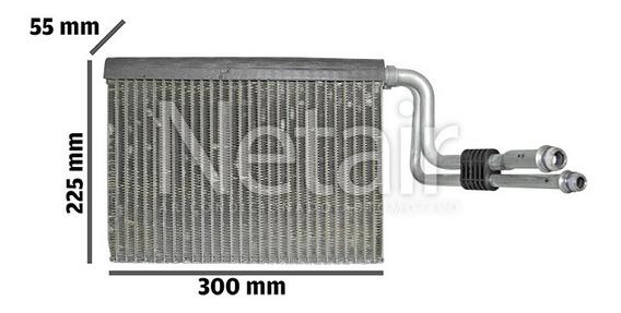 Núcleo Evaporador Da Bmw Serie X X1 X3 X4 2011 Em Diante