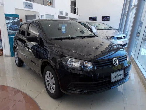 Volkswagen Gol Trendline Tiptronic Entrega Inmediata 2021 08