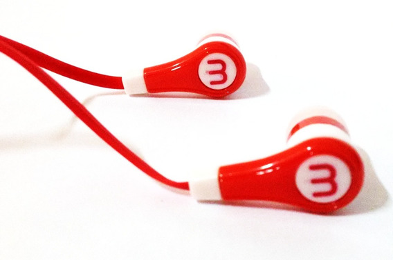 Fone Estéreo Intra Auricular Com Microfone