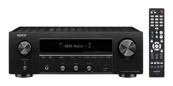 Receiver Stereo Denon Dra-800h 2 Canais Garantia 1 Ano Nfe