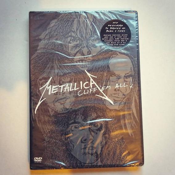 Metallica Cliff Em All Dvd Cliff Burton