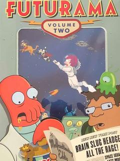 Futurama Temporada 2 Dvd Box Set Original