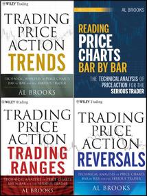 Coleção Livros Price Action Al Brook Português Envio Rápido
