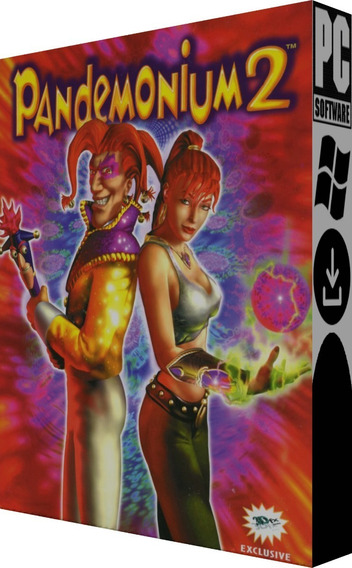 Pandemonium 2 - Pc - Digital
