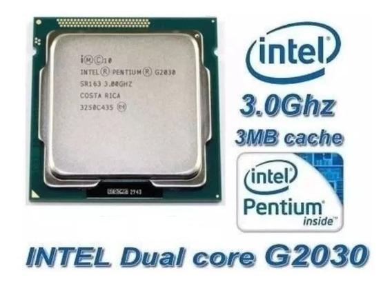 Processador Pentium Dualcore G2030 Socket 1155 3.0 Ghz