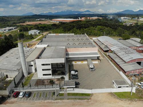 Imóvel Industrial À Venda Em Campina Grande Do Sul Pr. - Ga00019 - 68801667