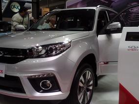 Nueva Camioneta Chery Tiggo 3 Luxury Cvt Automatica 1.6 4x2