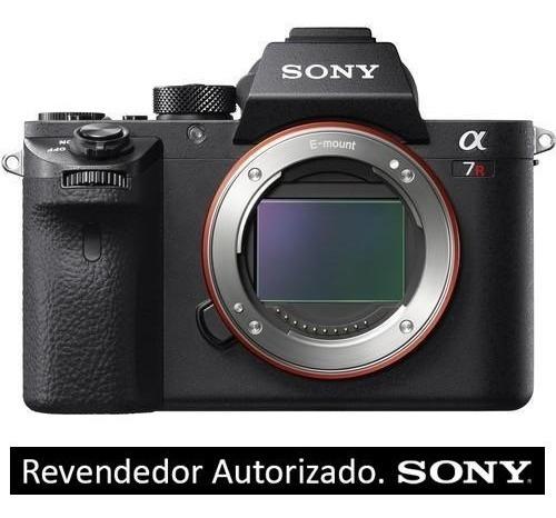 Câmera Sony Alpha A7r Ii Mirrorless Full-frame (corpo) A7r2 / A7rm2 / A7rii / A7rii / A7r 2 / Ilce-7rii / Ilce7rii /