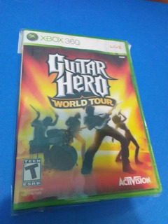 Xbox 360 Guitar Hero World Tour