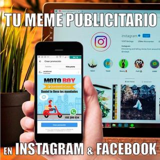 Contenido Publicitario Redes Sociales