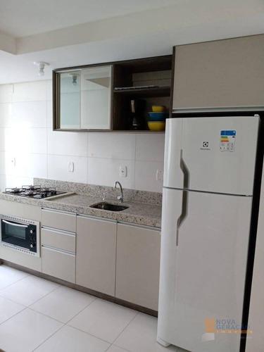 Apartamento Com 2 Dormitórios À Venda, 46 M² Por R$ 250.000,00 - Nossa Senhora De Lourdes - Caxias Do Sul/rs - Ap0647