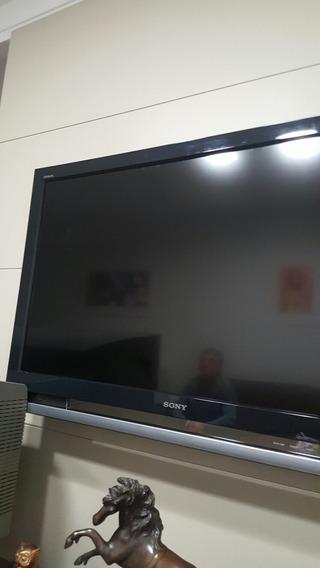 Tv 47 Polegadas Tela De Cristal Esta Com Problema Tela Vendo